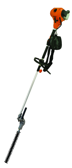 Telescopic Petrol - pole hedge trimmer BHH 30