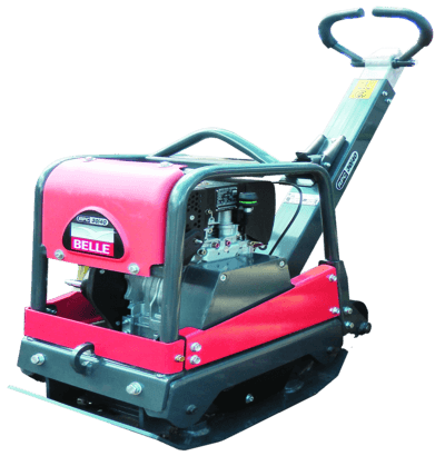 Compact reversible plate compactor RPC 30